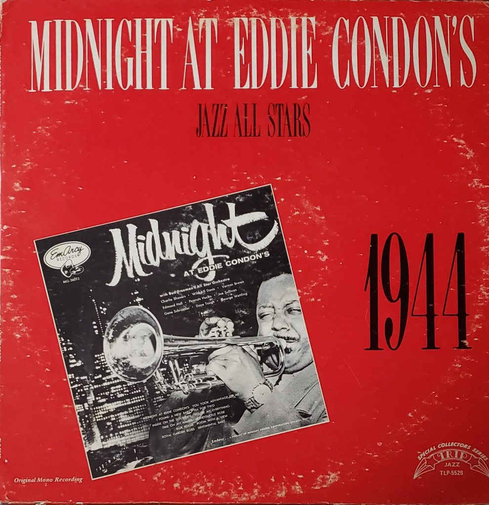 Front Cover of Midnight at Eddie Concon's
